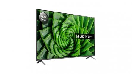 LG 65UN8000, un televisor que se creó con el propósito de entretener