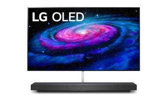 LG OLED65WX9LA, la tecnología más innovadora en un televisor