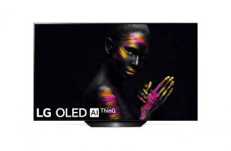 LG 65OLEDB9, de los mejores televisores 4K que puedes encontrar