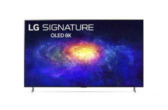LG OLED77ZX9LA, posiblemente el televisor 8K más completo que existe