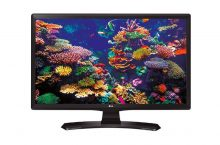 LG 22TK410V-PZ, analizamos este monitor y televisor multi-usos