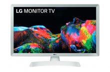 LG 24TL510V-WZ, disfruta de un televisor y monitor a la vez
