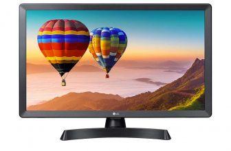 LG 24TN510S-PZ, un dispositivo dual: televisión y monitor de PC