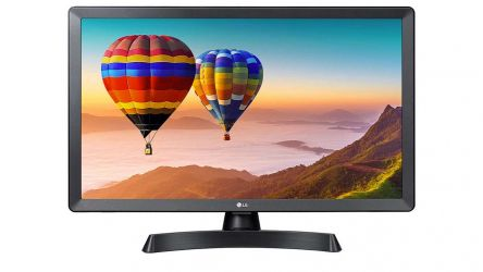 LG 24TN510S-PZ, un dispositivo dual: televisión y monitor de PC