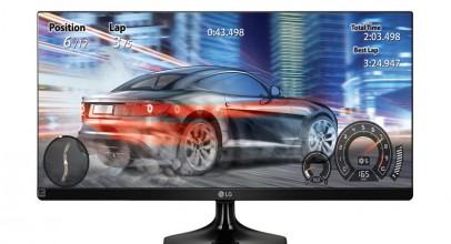 LG 25UM58-P, un monitor UltraWide 21:9 con resolución UXGA