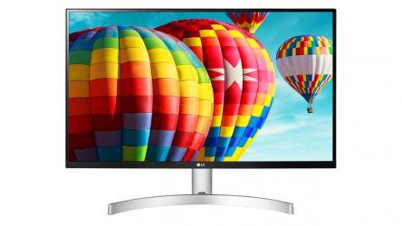 LG 27MK600M-W, un monitor de alta definición con un color de verdad