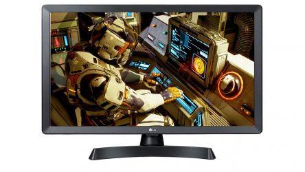 LG 28TL510V-PZ, una combinación entre televisor y monitor de ordenador
