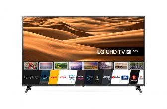 LG 65UM7050PLA, un televisor gama baja bastante recomendable