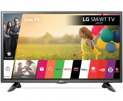 LG 32LH590U, televisor con TDT2 y Dual Core