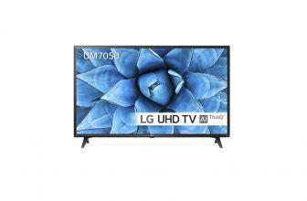LG 43UM7050, entre los televisores UHD más sencillos de la marca