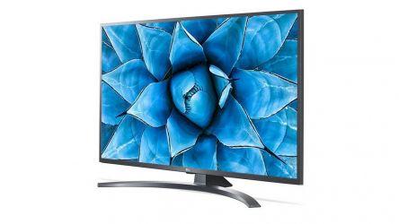 LG 43UN74003LB, estupendo televisor 4K por un precio ajustado