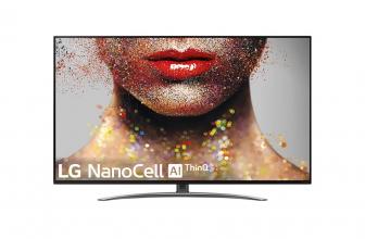 LG 49SM8600, los mejores esfuerzos de la marca en un televisor