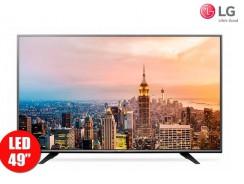 LG 49UH603V, televisor con HDR Pro y 4K