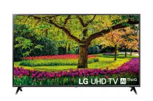 LG 49UK6300MLB, un televisor UHD con soporte para Google Assistant