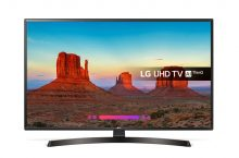 LG 49UK6470PLC, TV UHD con inteligencia artificial
