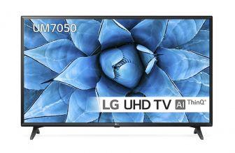 LG 49UM7050, un televisor inteligente 4K muy recomendable