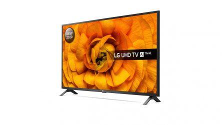 LG 65UN85006LA, televisor 4K que se acompaña de inteligencia artificial