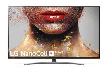 LG 55SM8200, una Smart TV NanoCell con Inteligencia Artificial