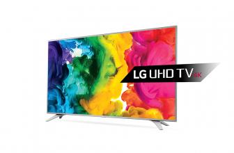 Análisis de LG 55UH650V, televisor con TDT2 y WebOs 3.0