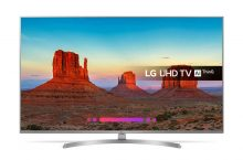 LG 55UK7550MLA, un TV UHD para el usuario moderno