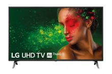 LG 55UM7100, un televisor UHD acorde a la actualidad