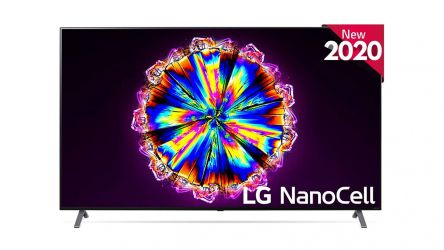 LG 75NANO906NA, un televisor con características para el gaming