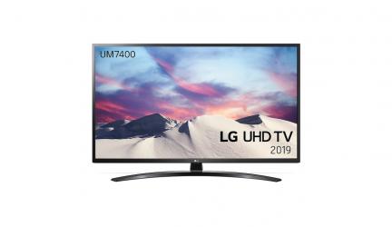 LG 65UM7400PLB, una Smart TV que presume de Inteligencia Artificial