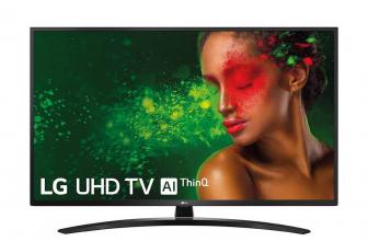 LG 65UM7450PLA, un televisor sólido en cada uno de sus apartados