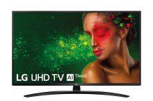 LG 70UM7450PLA, una Smart TV 4K con IA y sonido Full 360º