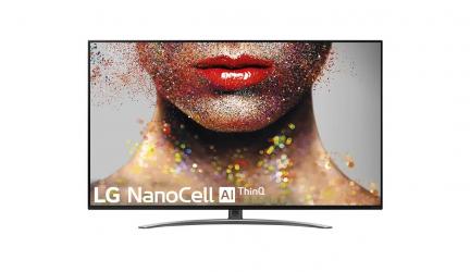 LG 75SM8610PLA, más que un cine, impresionante pantalla con IA