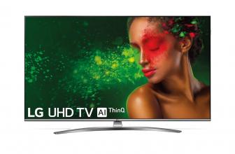LG 75UM7600PLB, de lo mejor de LG entre los televisores UHD