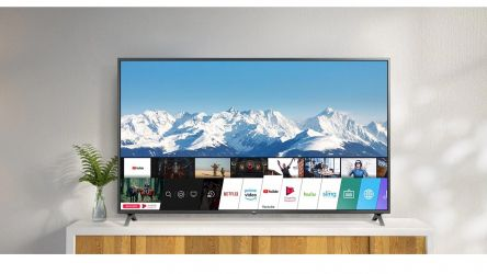LG 82UN85003: 5 razones que hacen esta enorme SmartTV tan atractiva