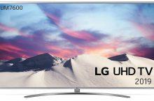 LG 86UM7600, un súper televisor 4K UHD de 86 pulgadas con IA