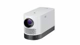 LG HF80LSR, un mini proyector láser con Smart TV integrada