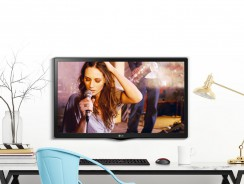LG 28MT48S-PZ, monitor y TV al mismo tiempo