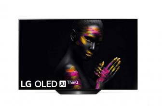 LG OLED65B9PLA, un accesible OLED de sobresaliente