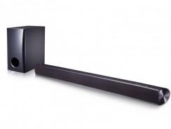 LG SH2, una barra de sonido elegante para tu sala