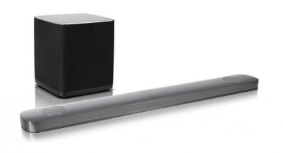 LG SJ9, 500 Watios de sonido ideal para tu televisor