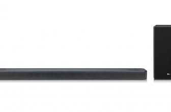 LG SL8YG, una barra de sonido de 3.1.2 canales y asistente de voz único