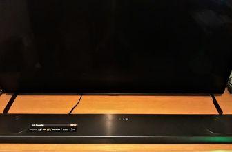 LG SN9YG, probamos esta barra de sonido de 520W de potencia