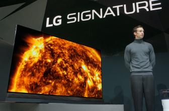 LG Signature, el televisor Top de LG se lanzará en Octubre