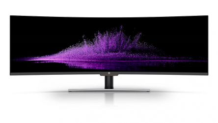 Millenium MD49, un monitor curvo gaming con formato 32/9, 144Hz y HDR