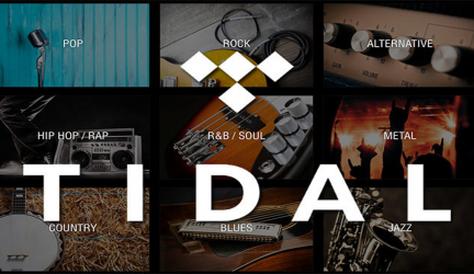 Nueva función, My Video Mix, para Tidal