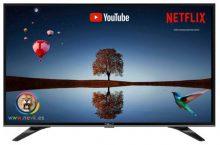 Nevir NVR-9000-434K2S-SM, un Smart TV con una resolución inmejorable