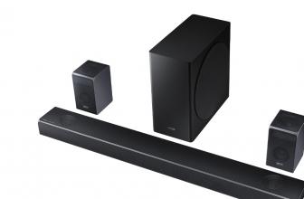 Nuevas barras de sonido de Samsung que nos dejan con la boca abierta