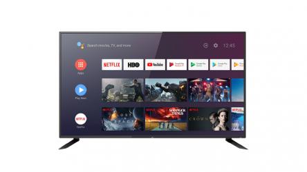OK ODL 40760FN-TAB, un televisor muy barato con Android TV