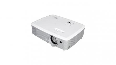 Optoma EH400+, buen proyector para el hogar y el aula