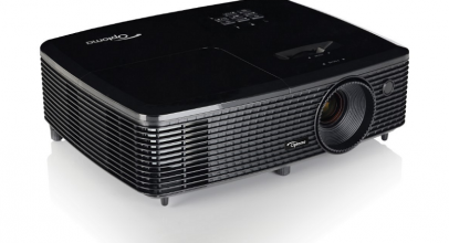 Optoma HD140X, un completo proyector Full HD y 3D