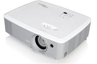 Optoma X354, un proyector Full 3D brillante, potente y pequeño