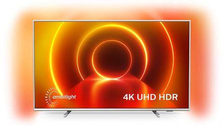 Philips 55PUS7855/12, un televisor efectivo al alcance de casi todos